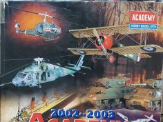 2002 - 2003년 아카데미 카탈로그